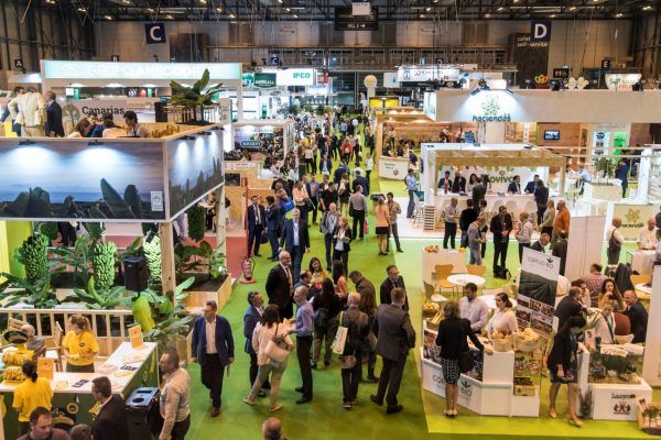 Fruit Attraction 2019: Busy, with many international visitors
