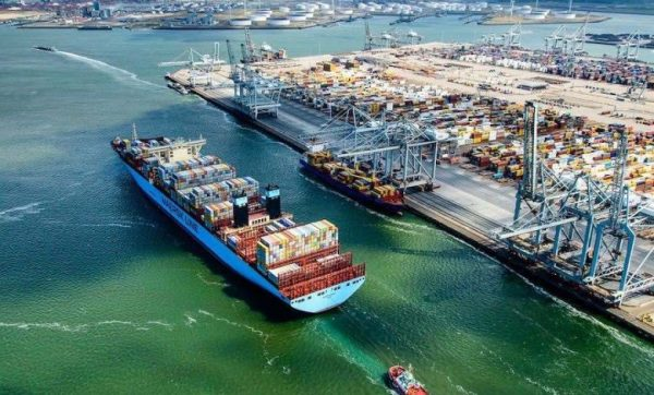 Port of Rotterdam feels impact of COVID-19 on cargo volumes